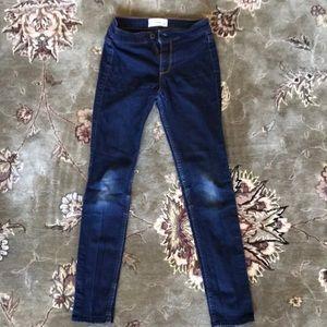 Abercrombie kids jeans size 12